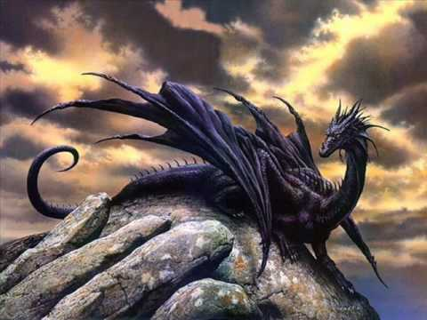 found dragon